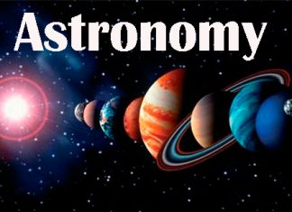 Astronomy Courses Details