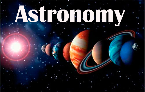 Astronomy Courses Details