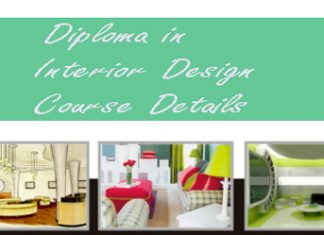 Diploma In Interior Design Course Details Admissions Eligibility Syllabus