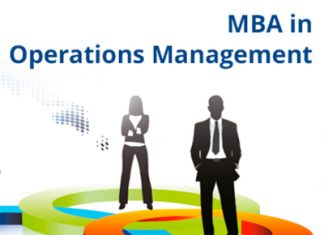 MBA in Operations Management