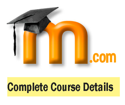 Master of Commerce MCom Course Details
