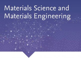 Material Sciences and Engineering