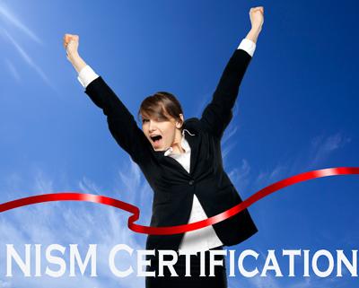NISM Certification Details