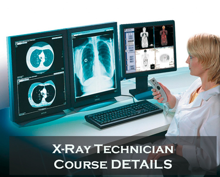 X-Ray Technician Course Details