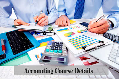 Accounting Course Details