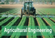Agricultural Engineering Course