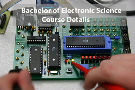 Bachelor of Electronic Science