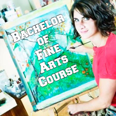 Bachelor of Fine Arts Courses