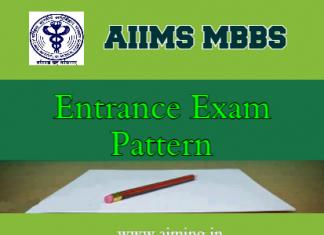 AIIMS Exam Details