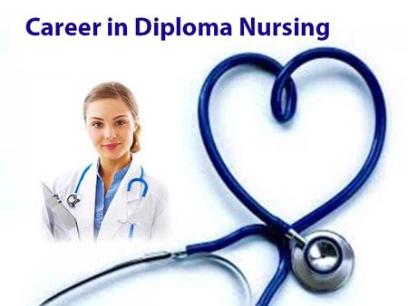 Career in Diploma Nursing