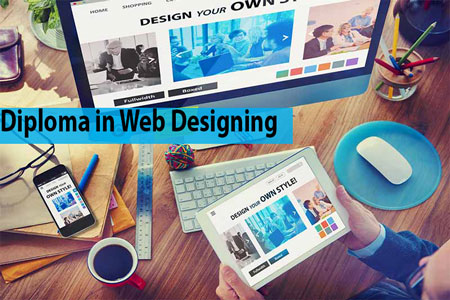 Diploma in Web Designing Course