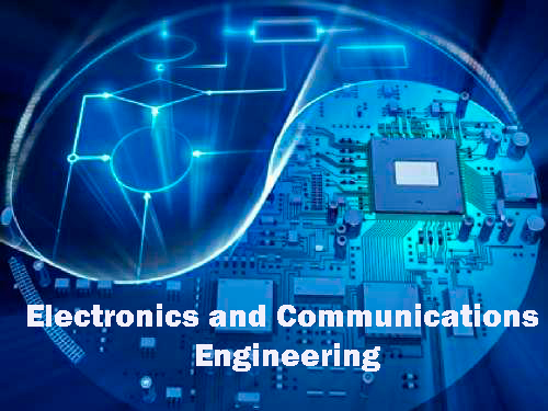 Electronics and Communications Engineering