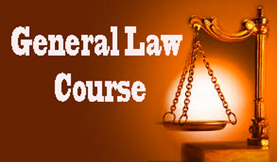 Bachelor of General Law Course Details