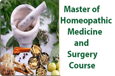Master of Homeopathic Medicine and Surgery