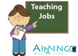 Types of Teaching Jobs