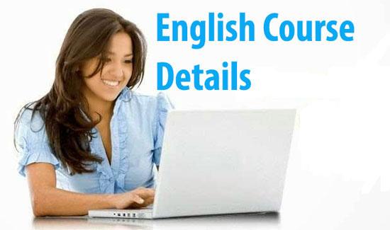 English Course Details