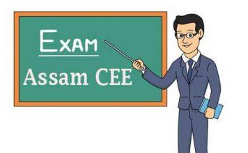 About Assam CEE Exam