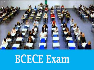 BCECE Exam Details