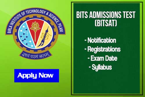 About BITSAT Exam