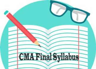 CMA Final Syllabus