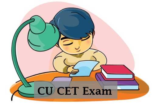 About CU CET Exam