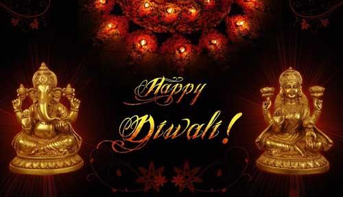 Happy Diwali Words Sayings 2017