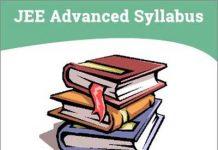 JEE Advanced Details - Syllabus, Pattern