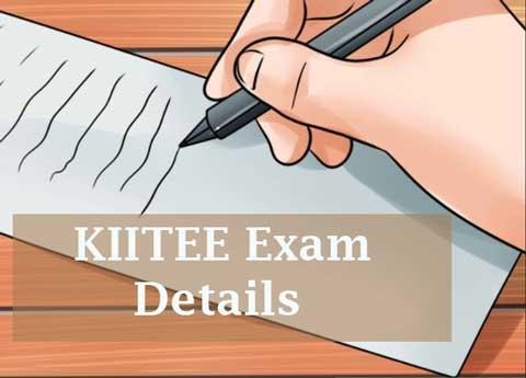 KIITEE Exam Details