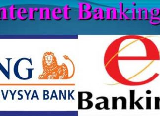 Net Banking in ING Vysya Bank