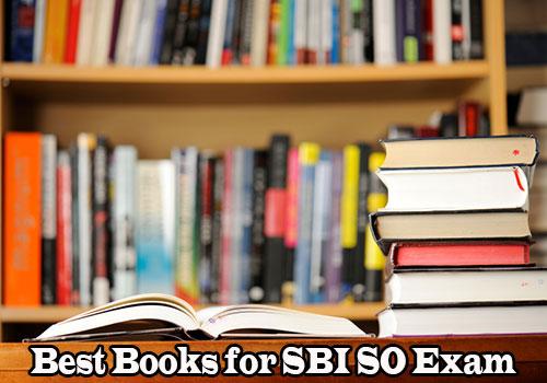 Best Books for SBI Specialist Officer