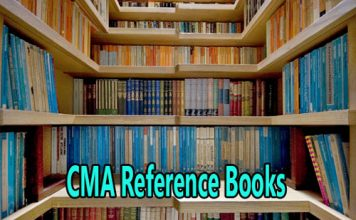 CMA Reference Books