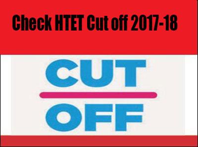 HTET Cut off
