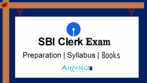 SBI Clerk Exam Details