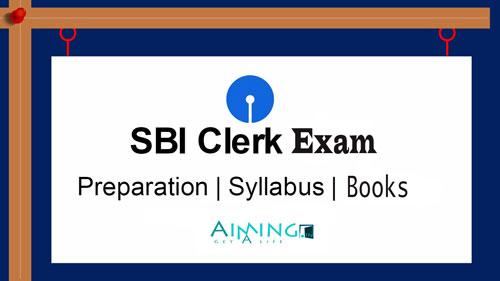 SBI Clerk Exam Details