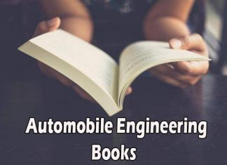 Automobile Engineering Books