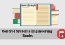 Control Systems Engineering Books