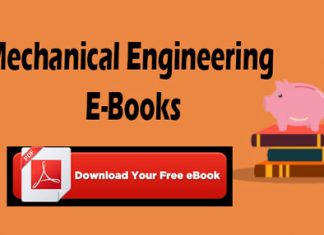 Mechanical Engineering E-Books