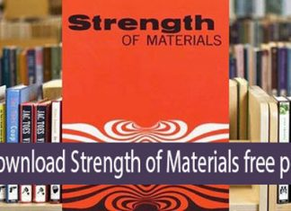 Strength of Materials free pdf