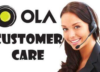 OLA Customer Care