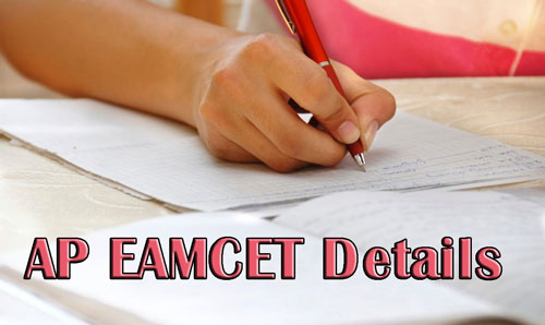 AP EAMCET Details