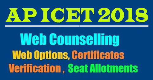 AP ICET Counselling