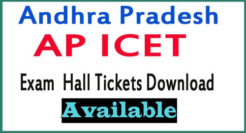 AP ICET Hall Ticket
