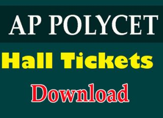 AP PolyCET Hall Ticket