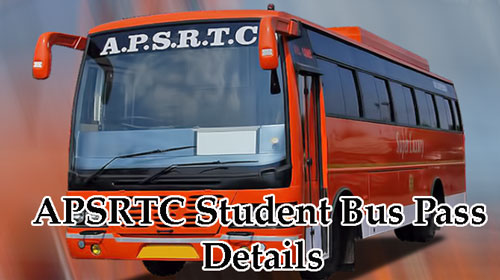 APSRTC Student Bus Pass