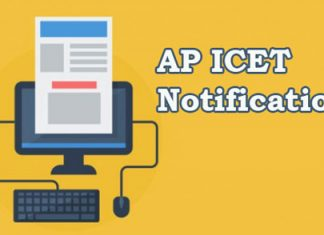 AP ICET Notification