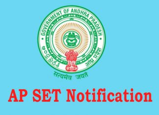 AP SET Notification