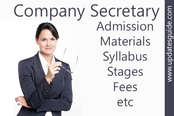 Company Secretary Course