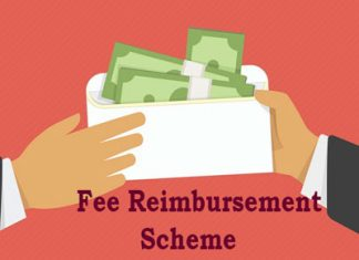Fee Reimbursement Scheme