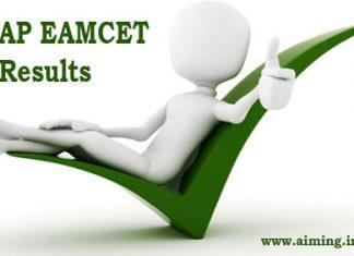 AP EAMCET Results