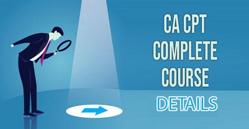 CA CPT Details